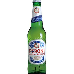ペローニ ナストロアズーロ 330ml x 24本 [瓶][ケース販売][同梱不可]