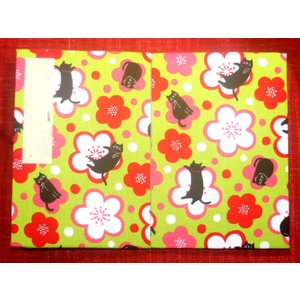 【猫桜】御朱印帳|yo-yamato
