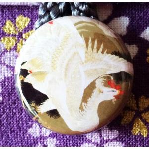 【鳳凰】浮世絵バッジ|yo-yamato