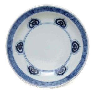 染付宝珠文皿・植山昌昭《小皿・16.0cm》|yobi