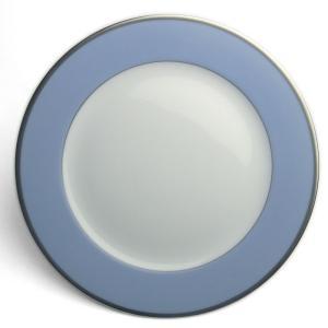 トワエモア ブルー 23cmプレート・大倉陶園《大皿・23.0cm》|yobi