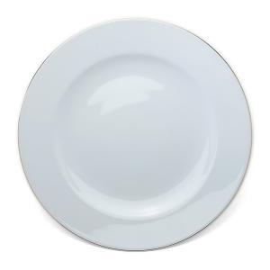 金線20cmデザート皿・大倉陶園《中皿・20.0cm》|yobi