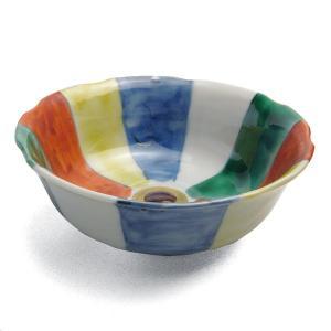 九谷焼:色絵風船向付・須田菁華《向付・小鉢・11.0cm》|yobi