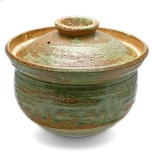 伊賀焼:粥鍋8寸・土楽窯《土鍋・2800ml・5合・25.5cm》|yobi