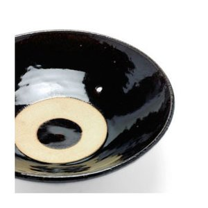 黒鍋尺用 蓋・土楽|yobi
