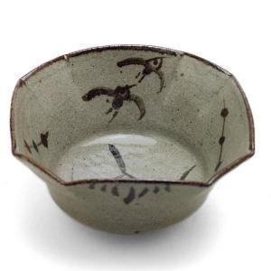 絵唐津八角鉢向付・中村恵子《小鉢・12.0cm》|yobi