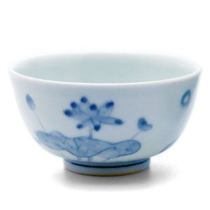 飯碗・蓮花文・小・藤塚光男《飯碗・ご飯茶碗・11.0cm》|yobi