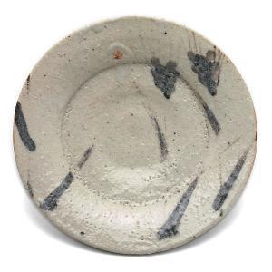 志野焼:志野麦之文向付B・瀧川恵美子《小皿・16.0cm》|yobi
