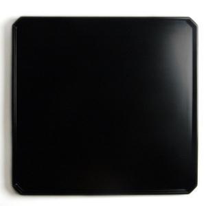 黒尺2×尺1.5寸角切折敷・奥田志郎|yobi