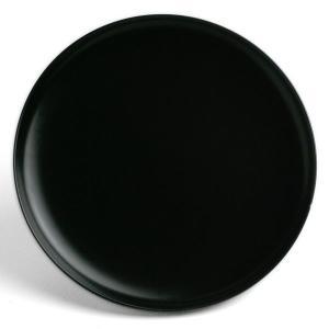 漆器:栃5.5寸足付受皿・守田漆器《中皿・16.8cm》 yobi