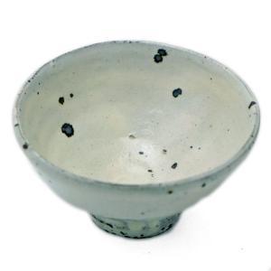 粉引:粉引酒盃g9403・川淵直樹《盃》|yobi