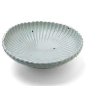 白磁:白磁6寸菊花鉢・杉本太郎《中鉢・19.0cm》|yobi