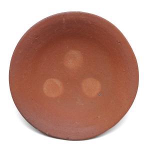 雅造焼〆目つき4寸皿・土楽・福森雅武《小皿・14.0cm》|yobi