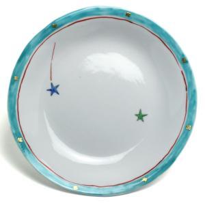 《定期販売》デザート皿[タタラ丸皿]・古川章蔵《大皿・24.5cm》|yobi