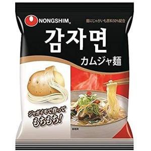 農心 カムジャ麺(ジャガイモラーメン)(韓国) 117g...