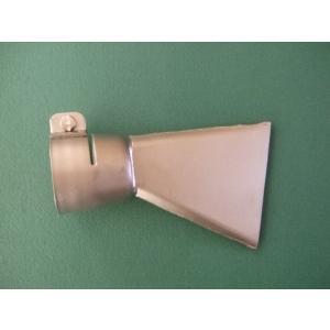 ライスター純正品 60mm幅平型ノズル トリアック用 送料無料 熱風機 溶接機|yodogawa