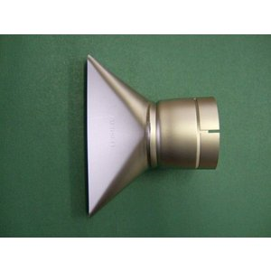 ライスター純正 熱風機溶接機 ホットウィンド プレミアム用ワイドスロットノズルΦ62.5x150x12mm 送料無料|yodogawa