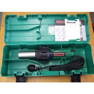 ライスター純正品 熱風機 溶接機 新型エレクトロンST 120V 2400W 新品未使用品 送料無料|yodogawa