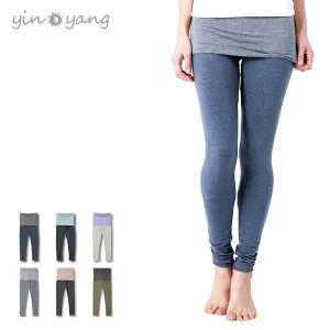 インヤン yinyang ヨガウェア ヨガパンツ レギンス オーガニックフィットスキニー ヨガ ピラティス パンツ ブランド|yoga-pi