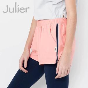 Julier ヨガウェア ヨガパンツ ホットヨガ対応 ラインショートパンツ ジュリエ ヨガ ピラティス ホットヨガウェア ショートパンツ|yoga-pi