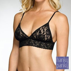 hanky panky ハンキーパンキー sale セール SSIGNATURE LACE PADDED BRALETTE|yoga-pi