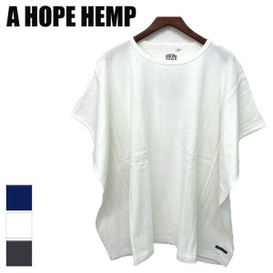 a hope hemp Tシャツ メンズ レディース アホープヘンプ ヘンプ 服 Tシャツ yoga-pi