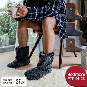 ベッドルームアスレチクス クロウ ルームシューズ BedroomAthletics 2015-16  ルームシューズ メンズ あったか もこもこ|yoga-pi