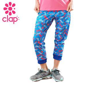 CLAP クラップ フィットネス ウェア レディース イーシュッドパンツ BtoC-CLAP|yoga-pi