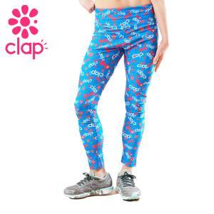 CLAP クラップ フィットネス ウェア レギンス BtoC-CLAP|yoga-pi