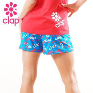 CLAP クラップ フィットネス ウェア レディース ショートパンツ BtoC-CLAP|yoga-pi