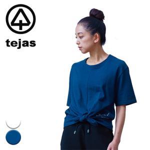 テジャス tejas ヨガウェア レディース トップス Tシャツ 半袖 ワーリT 2021ss 春夏新作 yoga-pi