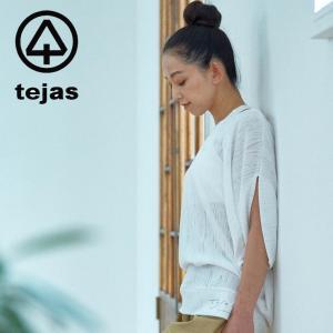 テジャス tejas ヨガウェア レディース トップス Tシャツ 半袖 diti-tops 2021ss 春夏新作 yoga-pi
