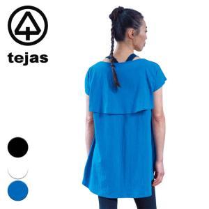 テジャス tejas ヨガウェア レディース トップス Tシャツ 半袖 paksa-tunick 2021ss 春夏新作 yoga-pi