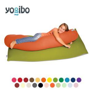 Yogibo Roll Max (ヨギボー ロール マックス) 大型抱き枕 クッション 妊婦クッショ...