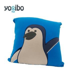 【1〜3営業日で出荷予定】Yogibo Animal Cushion Penguin / ヨギボー ...