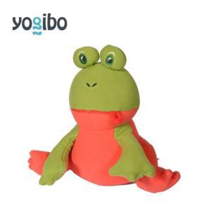 【1週間以内に出荷】Yogibo Mate Frog / ヨギボー メイト フロッグ / ビーズクッション / ぬいぐるみ 蛙 カエル|yogibo