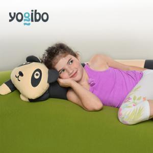 【1〜3営業日で出荷予定】Yogibo Roll Animal Panda / ヨギボー ロール アニマル パンダ / 快適すぎて動けなくなる魔法のソファ / パンダ|yogibo