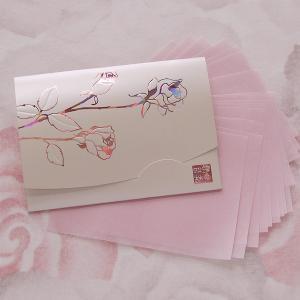 きらめき香りローズ/短冊サイズ yohira
