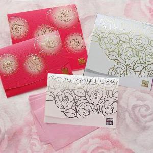 「ROSE」セット ★薔薇の香りつきあぶらとり紙|yohira