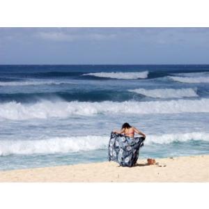 Hawaii ハワイ サンセット・ビーチ (No.1) 1270pix×940pix|yojigon