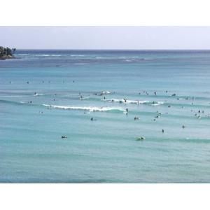 Hawaii ハワイ ワイキキ サーフィン (No.1) 2240pix×1680pix|yojigon