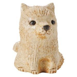 【信楽焼】荒土いぬ 豆柴犬|yojigon