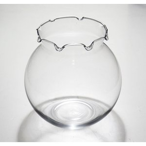 金魚鉢 ウェーブLL|yojigon