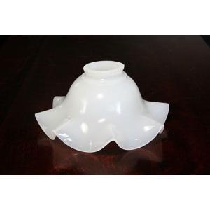 ミルクグラス ランプシェード:電気笠 HS203|yojigon
