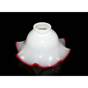 ミルクグラス ランプシェード:電気笠 HS213|yojigon