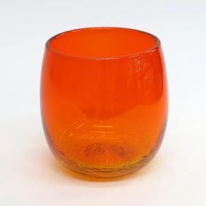 琉球ガラス たる型グラス  赤|yojigon