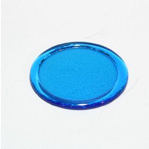 琉球ガラス コースター 水色|yojigon