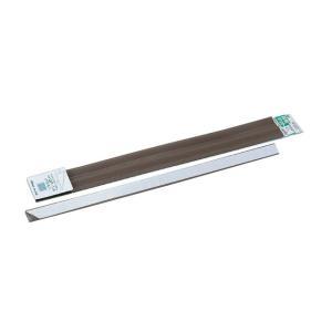 段差マットGP-14T 裏面テープ付 2本セット 高さ14mmX奥行30mmX長さ700mm 事務所...