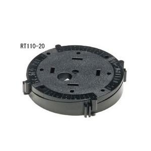 ティ カトウ リレベル RT110-20  外径110mm 高さ20〜25mm   443-2800  66個   高さ調整型床下換気材 基礎関連 工事|yojo
