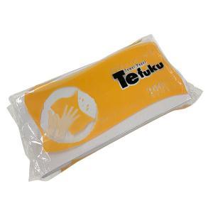 タオルペーパー テフク 200枚  220×225mm レギュラー 30個セット   紙ウエス 油汚れ ペーパータオル 油取 紙タオル 使い捨て|yojo
